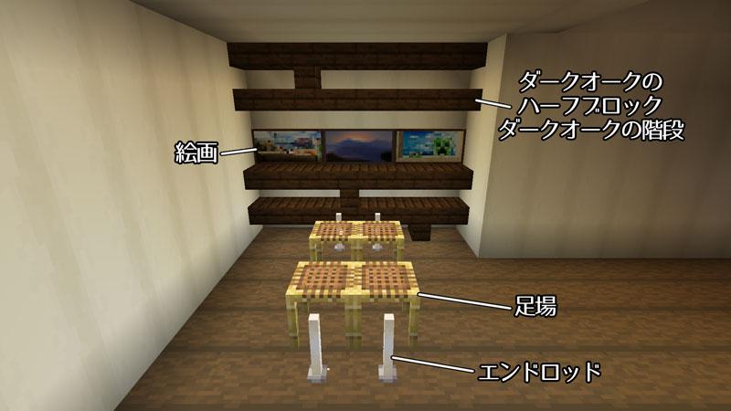 骨ブロックで作るおしゃれな家の収納棚の作り方
