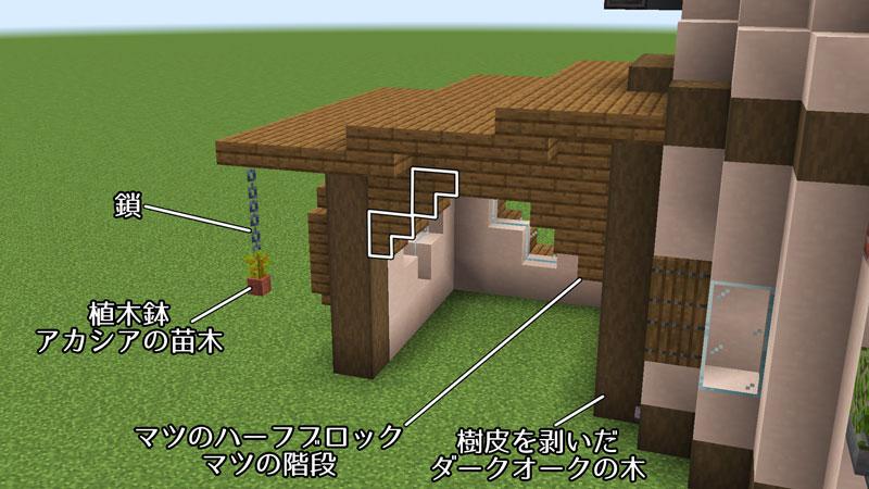 新たまご型モダンハウスの車庫の作り方4