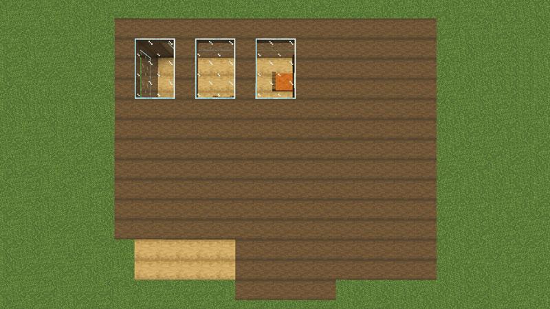 木の温もりがあるモダンな家の屋根の作り方