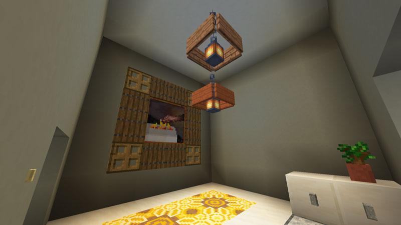 豪華なモダンハウスの玄関照明の作り方