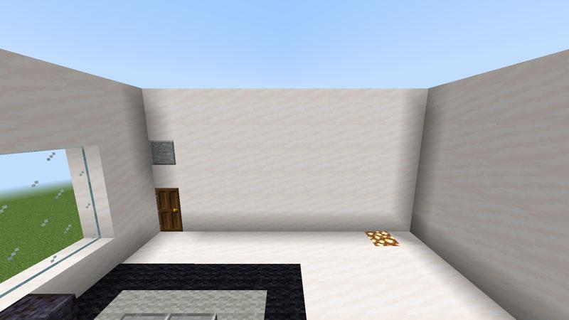 ハーフブロックでおしゃれに魅せるモダンハウスの内側壁の作り方