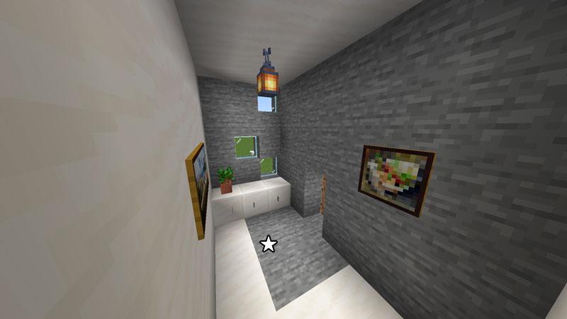 ハーフブロックでおしゃれに魅せるモダンハウスの玄関照明の作り方